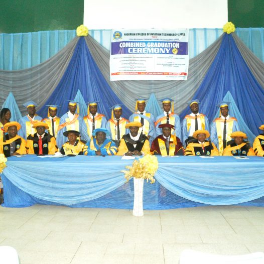 Combined Graduation Ceremony Pictures