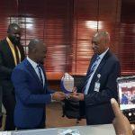 Sierra Leone CAA visits NCAT, Zaria
