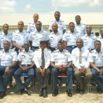 Presentation of Certificates to officers of the Presidential Air Fleet