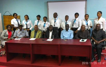 PICTURES: Graduation Ceremony of Air Traffic Safety Electronics Personnel Licence Course (ATSEP-38)