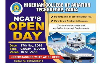 NCAT's Open Day
